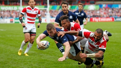 We want more! – Japan gunning for Scotland scalp