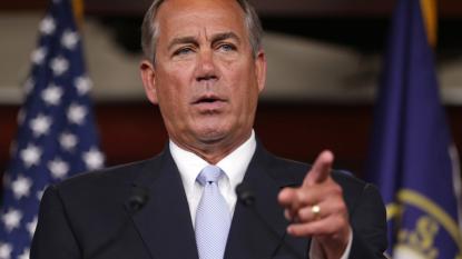 Mark Levin on John Boehner's Resignation