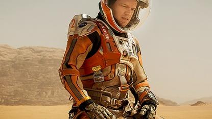 Matt Damon sports Under Armour in teaser ahead of 'The Martian' premiere