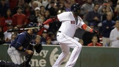 Matt Moore, Rays beat Henry Owens, Red Sox
