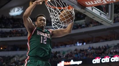 Milwaukee Bucks' Jabari Parker making steady progress in return