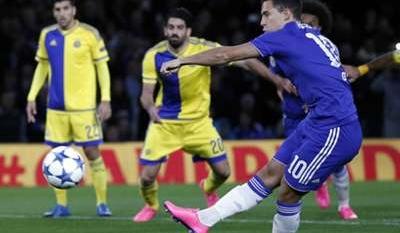 Mourinho jumps to Hazard's defence