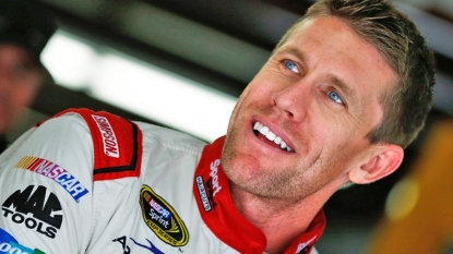 Carl Edwards wins pole at New Hampshire for 2nd Chase race
