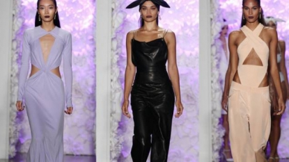 New York Fashion Week: BCBG channels sun, Simpson celebrates