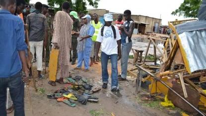 Nigerian army recaptures strategic town from Boko Haram