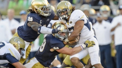 Notre Dame WR Will Fuller's tweet catches Clemson's eye