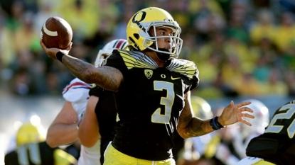 Oregon Not anxious About Vernon Adams Heading Into