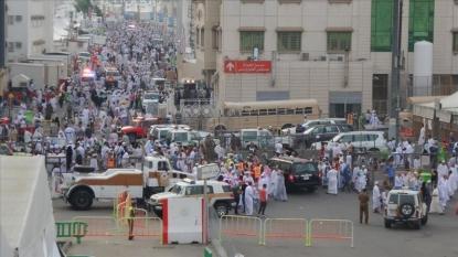 Pakistanis killed in crush of hajj pilgrims