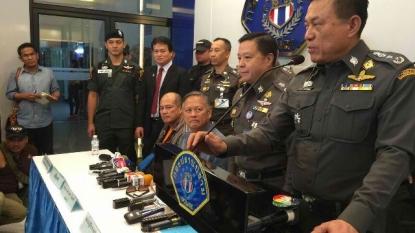 Philippine Reyes brothers arrested in Thailand over Ortega murder