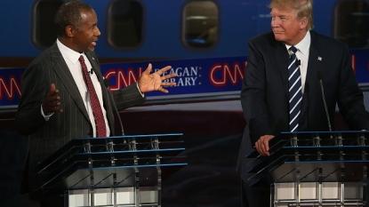 Fiorina won debate, Trump still leads — CNN Poll