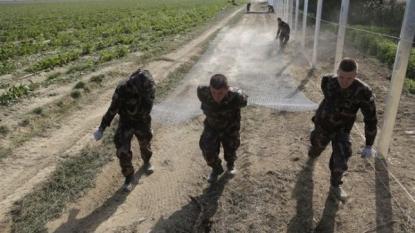 Slovenia Shuts Croatian Border
