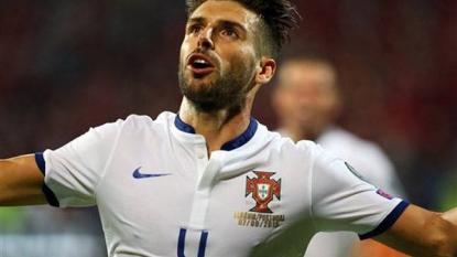 Portugal sneak past Albania