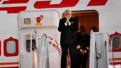 Prime Minister Narendra Modi Holds Talks With President Barack Obama