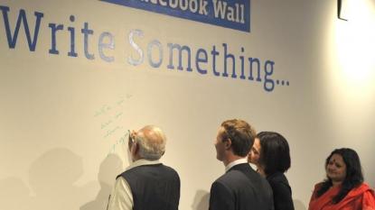 #ModiAtFacebook: Twitter reacts to Narendra Modi's interaction with Zuckerberg