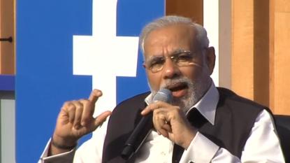 Narendra Modi Courts Silicon Valley Companies, Making India the New China