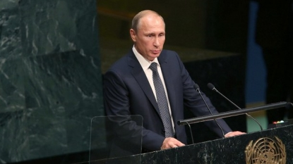 Putin: No Plans 'Right Now' To Send Troops To Syria