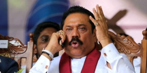 Rajapaksa criticizes United Nations findings on Sri Lanka war crimes