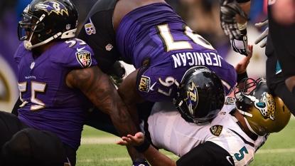 Ravens WR Perriman to miss opener