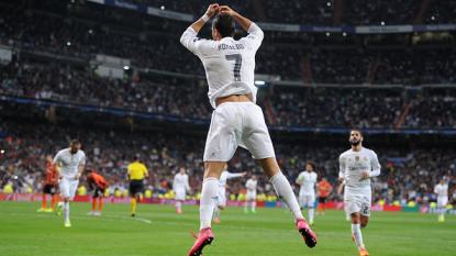 Real Madrid keeping it clean