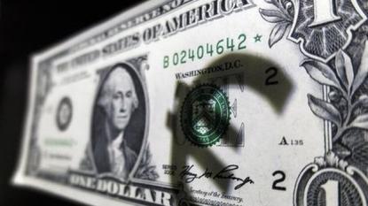USA  dollar plummets on Fed statement