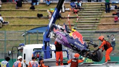 Kvyat to start Japanese GP from the pit lane