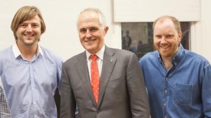 Rifts open as Australia's new PM reshuffles cabinet