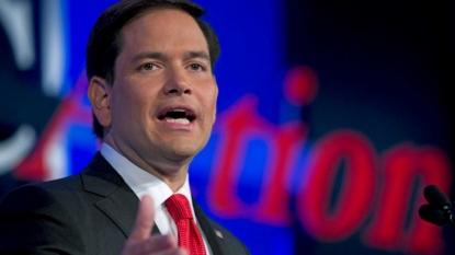 Rubio wants No Part of Trump's 'Freak Show'