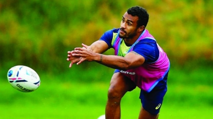 Rugby World Cup: Will Genia gets the nod for Australia opener