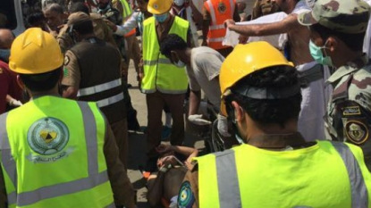 Saudi Arabia slams Iran's criticism of Hajj stampede
