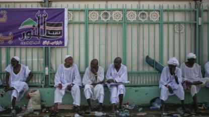 Saudis blamed for hajj stampede