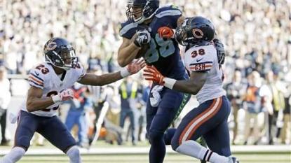 Seahawks, Richard Sherman fool Bears on punt return