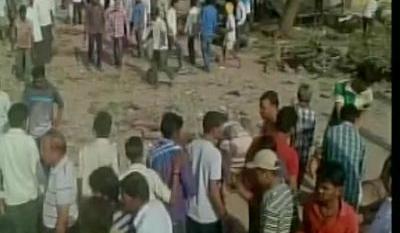 LPG cylinder blast kills 20 in MP