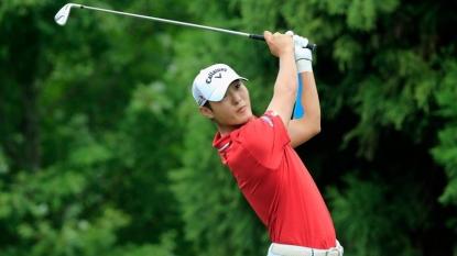 Spieth is golf's 1st $22-M man
