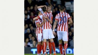 Fulham 0 Stoke City 1