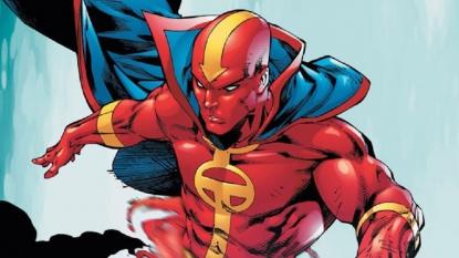 'Supergirl': Behold Red Tornado