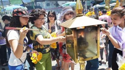 Suspect of Bangkok blasts admitted involvement
