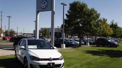 Switzerland bans sale of Volkswagen cars