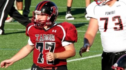 Tabor Academy Football Player Saved by Apple Watch