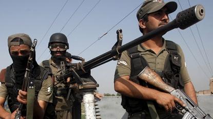 Taliban Gunmen Kill 23 During Prayers at Pakistan Air Force Base