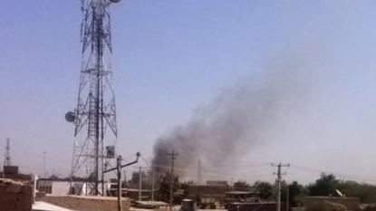 Taliban seize half of northern Afghan city