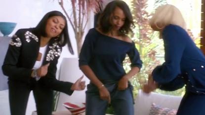 Ava DuVernay Directs Kerry Washington, Taraji P. Henson, Mary J. Blige in