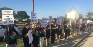 Judge rules Kelso teacher strike illegal