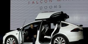 Tesla Introduces Model X