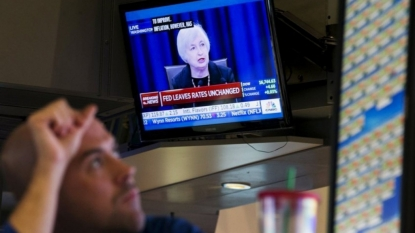 Cashing In on Markets' Fed Tantrum