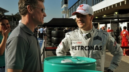 Japanese GP: Mercedes are favourites, says Sebastian Vettel