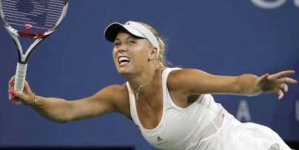 Top seed Wozniacki into Tokyo tennis semis