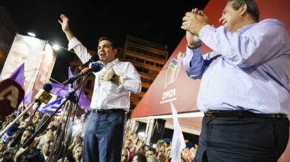 Syriza wins Greece election