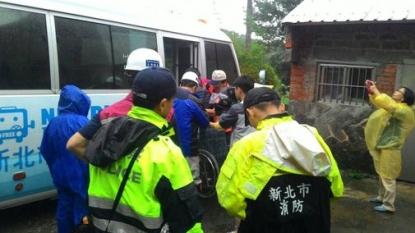 Typhoon Dujuan targets Japan's Ryukyu Islands and Taiwan