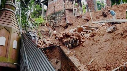 Typhoon lashes Taiwan, killing 2, injuring more than 300