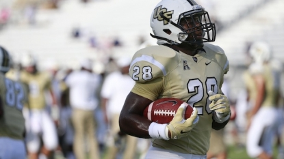 UCF dismisses running back William Stanback from team
